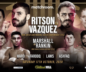 Lewis Ritson vs Miguel Vazquez Savannah Marshall and Hannah Rankin oddschecker betting odds analysis predictions preview WBA Inter-Continental october 17 Super-Lightweight Title