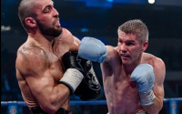 "Liam Smith: ""Not one person felt Kurbanov won that fight"" highlights knockdown magomed next callum paul stephen swifty liverpool brothers british watch youtube"