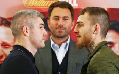 Liam Smith vs Sam Eggington fight time, date, TV channel, undercard, schedule, venue, betting odds and live stream details