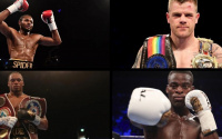 Top 15 highest rated British light-heavyweights in the world
