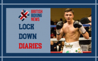 Lockdown Diaries – Connor Butler top dog bpoxer flyweight liverpool