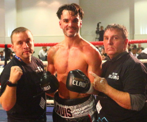 Get to know... Louis Fielding boxer boxrec aston villa
