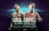 How to watch Luke Campbell vs Ryan Garcia fight time date tv channel undercard netting odds oddschecker venue what time start ringwalks preview dazn uk