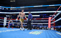Ryan Garcia survives knockdown to stop Luke Campbell in Dallas highlights results report who won watch youtube