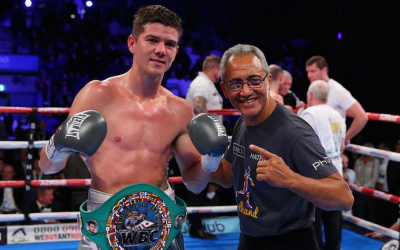 Luke Campbell vs Javier Fortuna WBC world title