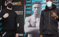 Mark Heffron vs Denzel Bentley fight time, date, TV channel, undercard, schedule, venue, betting odds and live stream details oddschecker who wins preview predictions frank warren bt sport amateur pro career 2 rematch