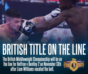 Predictions for Mark Heffron vs Denzel Bentley 2 rematch preview predictions betting odds oddschecker analysis break down who wins and why british middleweights tale of the tape