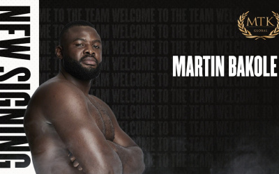 Martin Bakole signs deal with MTK Global to land dream world heavyweight title shot billy nelson ranked wiki boxrec next fight ringwalks preview prediction ko knockout reel highlights fight youtube watch