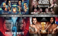 Dillian Whyte gets immediate rematch with Alexander Povetkin on November 21 Marko Calic Joshua Buatsi