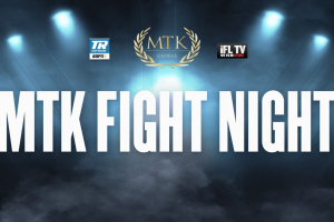 Jono Carroll vs Maxi Hughes mtk fight night