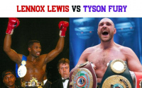 Mythical Matchups: Lennox Lewis vs Tyson Fury - Who would win?