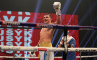 Oleksandr Usyk has NOT agreed to step aside to allow Anthony Joshua vs Tyson Fury undisputed wbo wba ibo ibf wbc who wins vacate belts titles fight confirmed next time date venue location predictions preview