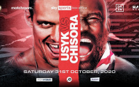 Fright Night - Oleksandr Usyk vs Derek Chisora set for October 31 halloween tv channel ringwalks preview prediction who wins record betting odds oddschecker best bets tips favourite sky box office ppv