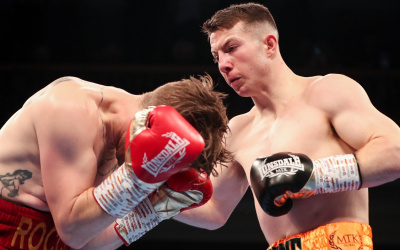 Dublin sensation Pierce O'Leary insists change of opponent won't be a problem when he takes on Jacob Quinn