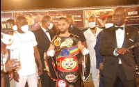 Prince Patel becomes first ever Commonwealth Champion of Indian descent WBO Global, WBO Africa, WBA Intercontinental and IBF Continental Africa titles boxrec bbbofc