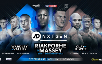 Richard Riakporhe vs Jack Massey LIVE results full report who won