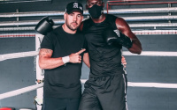Richard Riakporhe teams up with angel fernandez mark tibbs trainer coach next fight