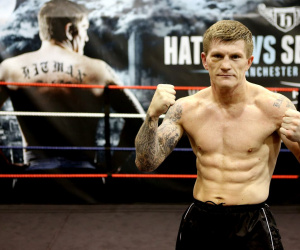 Ricky Hatton reveals the main reason he strugglesd with depression