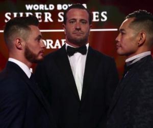 Ryan Burnett v Nonito Donaire fight time, date, TV channel