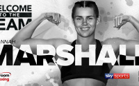Savannah Marshall signs with Matchroom Boxing