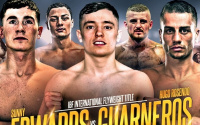 Sunny Edwards vs Hugo Rosendo Guarneros fight time, date, TV channel, undercard, schedule, venue, betting odds and live stream details