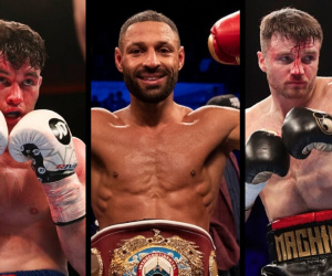 Every world-ranked British super-welterweight as of May 2020