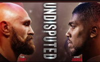 We have a fight! Anthony Joshua vs Tyson Fury two-fight deal has been signed, says Eddie Hearn what time date where location venue dubai ringwalks tv channel predictions price box office ppv