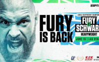 Tyson Fury vs Tom Schwarz fight time, date, TV channel, undercard, schedule, venue, betting odds and live stream details