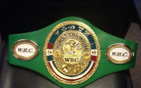 The WBC Youth Title is approaching it's 21st birthday