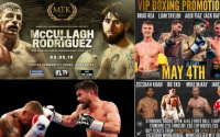 Where to watch British boxing this weekend May 3 & 4