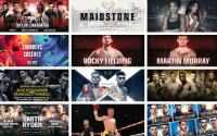 Where to watch British boxing in November